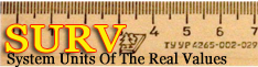 System Units of The Real Value